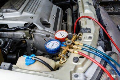 Диагностика и обслуживание двигателя